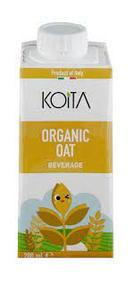 Koita Organic Oat Milk 200ml