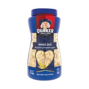 Quaker Whole Oats 1kg