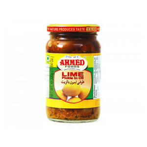 Ahmed Hyderabadi Lemon Pickle 330g