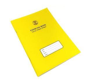 Sadaf Exercise Book A4 Soft Cover 1pc