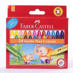 Faber Castell Jumbo Wax Crayon 1pc