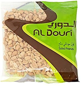 Al Douri Salted Peanut Peeled 300g