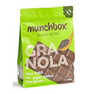 Munchbox Choco Chia Granola 500g