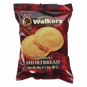 Walkers Short Bread Highlanders 2S 40g