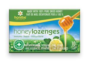 Honibe Honey Lozenges Immune Boost 1pc