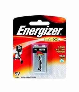 Energizer Max Plus Alkaline 9V Ep522Bp1 1pc