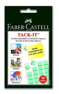 Faber Castell Tack It Removable Adhesive 25x50g