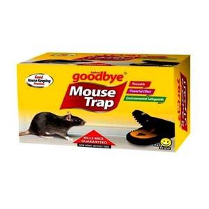 Good Bye Mouse Trap Big 12pcs