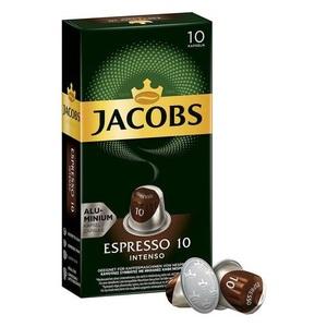 Jacobs Capsules Espresso Intenso 52g
