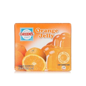 Green's Orange Jelly 80g
