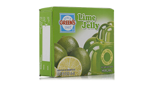 Green's Lime Jelly 80g