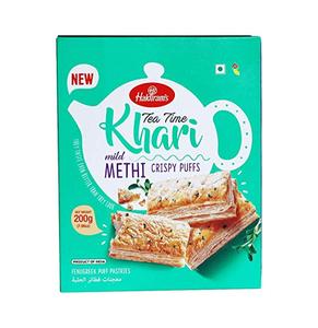 Haldirams Tea Time Khari Methi 200g