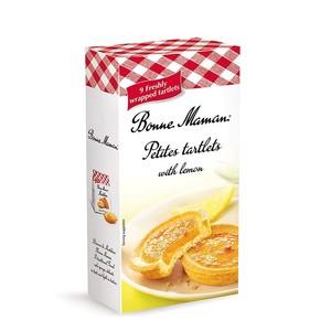 Bonne Maman Lemon Tartlets Citron 125g