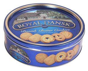 Royal Dansk Danish Asstorted Cookies 454g