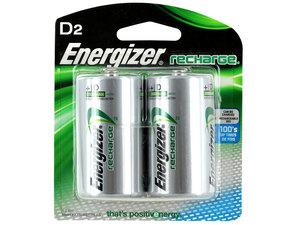 Energizer D Nimh 2s