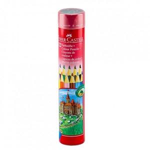 Faber Castell Colour Pencil 12s
