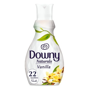Downy Naturals Concentrate Fabric Softener Vanilla Scent 880ml
