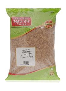 Natures Choice Kerala Rice 2kg