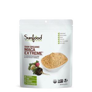 Sunfood Superfoods Raw Organic Maca Extreme Powder 8oz