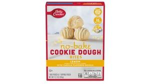 Betty Crocker Lemon Cookie Dough Bites 345g