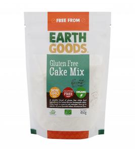 Earth Goods Organic Gluten Free Pancake Mix 450g