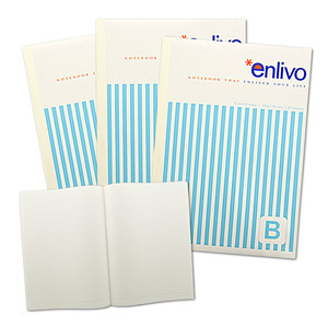 Enlivo Note Book B5 60s