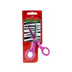 Faber Castell Clean Cut Scissors 1pc