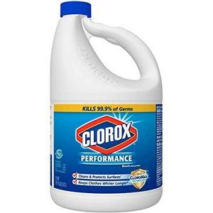 Clorox Original Liquid Bleach Household Cleaner and Disinfectant 1pint