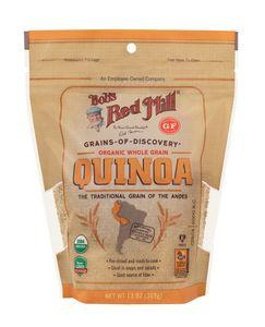 Bob's Red Mill Organic White Quinoa Grain 367g