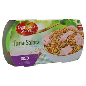 California Garden Tuna Salata Orzo Recipe 2x160g