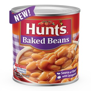 Hunts Baked Beans calories 230g