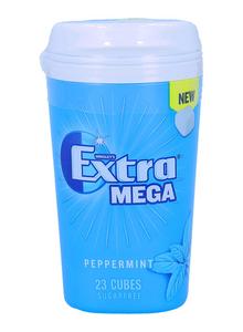 Wrigley Extra Mega Peppermint 51.5g