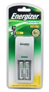 Energizer Mini Charger 2 Aa Batt 1pc