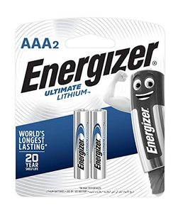 Energizer L92 Lithium Aaa 2s