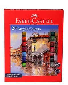 Faber Castell Redline With Colour 24Mm Ht 8s