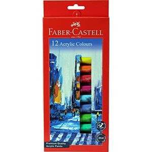 Faber Castell Redline With Colour 24Mm Ht 12s