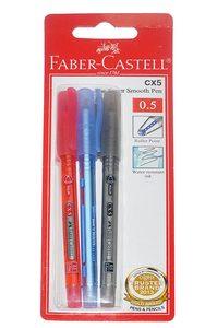 Faber Castell Fine Castell Cx Ball Pen 1pc