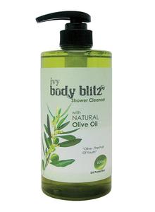 Ivy Body Blitz Shower Cleanser 600ml