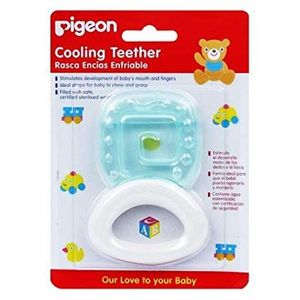 Pigeon Cooling Teether Square 1pc