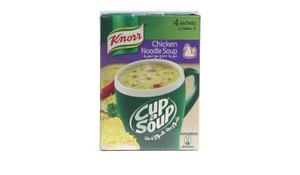 Knorr Soup Chicken Noodles 3x60g