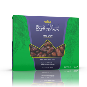 Date Crown Fard Dates 3x350g
