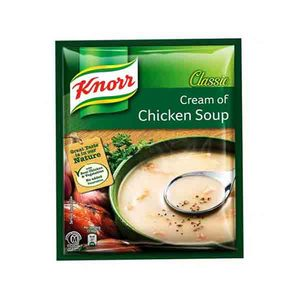 Knorr Soup Cream Chicken 3x60g