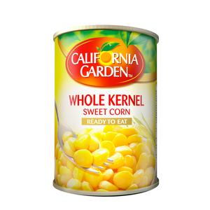 California Garden Sweet Corn In Brine 4x400g