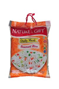 Nature's Gift Daily Meal Basmati Rice 5kg