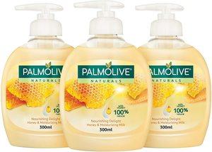 Palmolive Milk & Honey Hand Wash 3x300ml