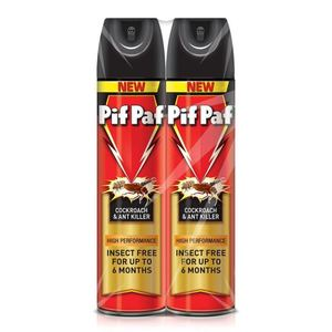 Pif Paf Insect Killer 2x500ml