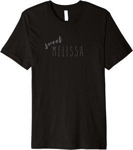 Melisa Men's T-Shirt With Print Xl 1pc