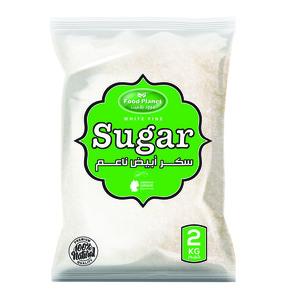 Food Planet White Fine Sugar 2kg