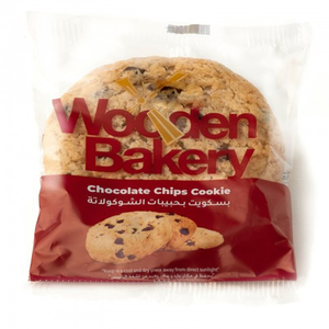 Wooden Bakery Choco Chips Cookie 65g