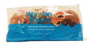 Wooden Bakery Milk Bread Choco Cream 200g